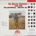 Sir Waziri Oshomah And His Traditional Sound Makers (180g)