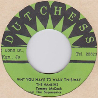 Why You Have To Walk This Way / Tom Dooley -7