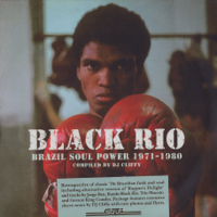 Brazil Soul Power 1971-1980 Compiled By DJ Cliffy -2LP