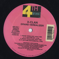 Grand Verbalizer -12