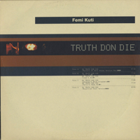 Truth Don Die -12x2