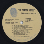 The Pointer Sisters (inc. Yes we Can Can)