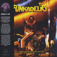 Funkadelic/Live -Meadowbrook, Rochester, Michigan 12th Septemper 1971 (180g) -2LP