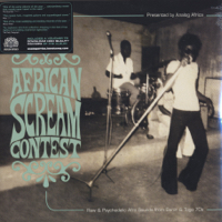 Raw & Psychederic Afro Sonuds from Benin&Togo 70s -2LP