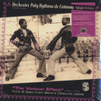 The Vodoun Effect - Funk&Sato from Benin's Obscure Labels -2LP