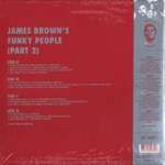 James Brown's Funky People Part 2 (180g) -2LP