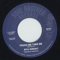 Touch Me Take Me / Love Is All You Need -7