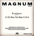 Evolution (BEATS 45 EDIT) / It's The Music That Make Us Do It -7