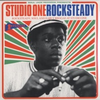 Rocksteady ,Soul and Early Reggae at Studio One -2LP