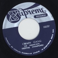 Chain Gang / Rude Boy Charlie -7