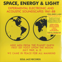 Experimental Electric And Acoustic Soundscapes 1961-88 -3LP