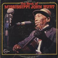 The Best Of Mississippi John Hurt -2LP