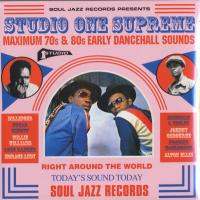 Maximum 70s and 80s Early Dancehall Sounds -3LP