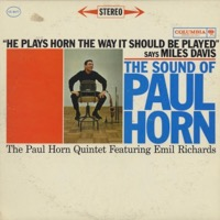The Sound Of Paul Horn