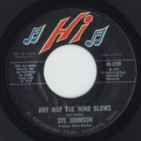 Any Way The Wind Blows / We Did It -7
