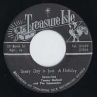 Everyday Is Just A Holiday / Psychedelic Reggae -7