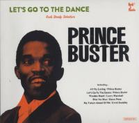 Let's Go To The Dance -CD
