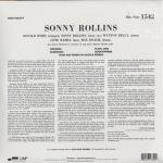 Sonny Rollins Volume 1  (Blue Note 75th Anniversary Edition)