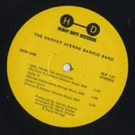 The Harvey Averne Barrio Band