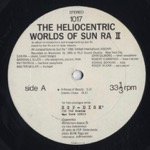 The Heliocentric Worlds Of Sun Ra Volume 2