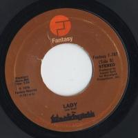 Time Is Movin' / Lady -7