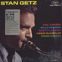 Stan Getz With Cal Tjader