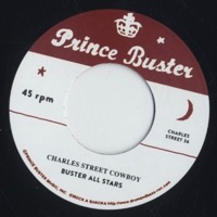 Charles Street Cowboy / Only Soul Can Tell -7