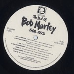 The Best Of Bob Marley 1968-1972