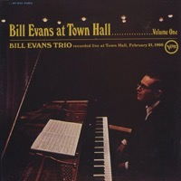 Bill Evans At Town Hall Volume One
