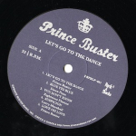 Let's Go To The Dance -2LP