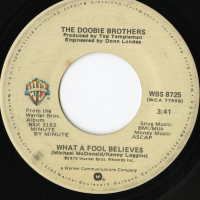 What A Fool Believes / Don't Stop To Watch The Wheels -7