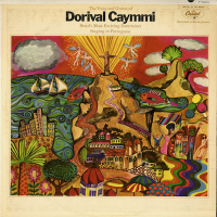 The Voice And Guiter Of Dorival Caymmi