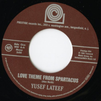 Love Theme From Spartacus -7