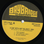 A Day with Art Blakey 1961 -2LP