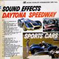 Sound Effects Daytona Speedway Sports Cars