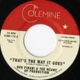 That's The Way It Goes / Dreamin's For Free -7