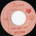 Give Love a Try  / The Soul Chance -7