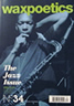 Wax Poetics/#34 The Jazz Issue USA