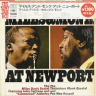 Miles Davis / Thelonious Monk/Miles And Monk At Newport