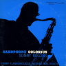 Sonny Rollins/Saxophone Colossus